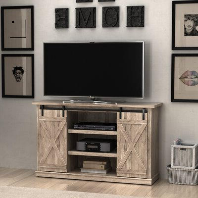 """Evanston Tv Stands For Tvs Up To 60"""" Pertaining To Widely Used Standard Tv Stands & Entertainment Centers You'll Love In (View 3 of 30)"""