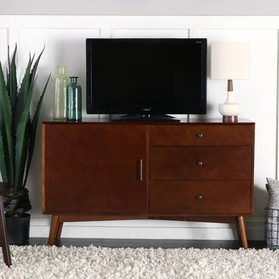 """Evanston Tv Stands For Tvs Up To 60"""" With Fashionable 2020 Latest Laurent 60 Inch Tv Stands (View 15 of 30)"""