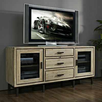 """Fairfax Home Collections Blair Tv Stand For Tvs Up To 65 With Most Recent Dallas Tv Stands For Tvs Up To 65"""" (View 10 of 30)"""