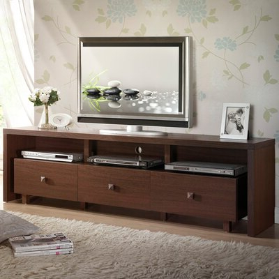"""Famous 70 Inch And Larger Low Tv Stands & Entertainment Centers For Lorraine Tv Stands For Tvs Up To 70"""" (View 10 of 30)"""
