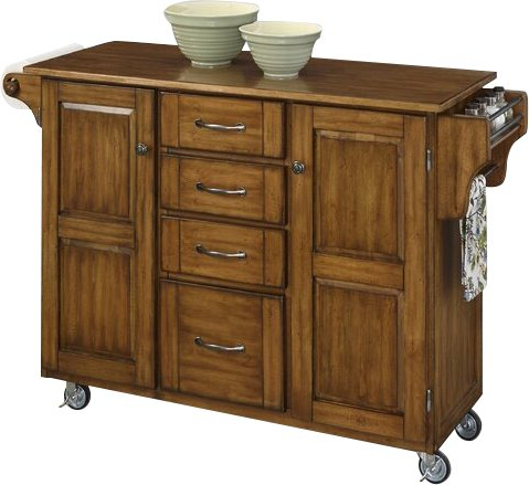 Famous Millwood Pines Floor Storage Cabinet With 2 Doors And 2 Open Shelves Regarding Millwood Pines Legler A Cart Kitchen Island & Reviews (View 6 of 30)