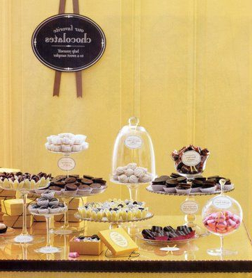 Famous New Wedding Candy Buffet Photos! (View 19 of 30)
