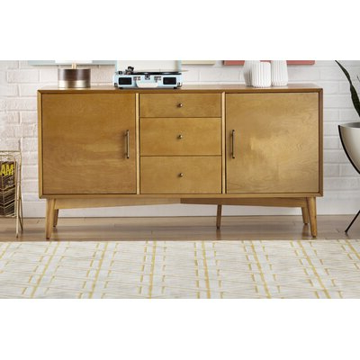 Famous Sideboards & Buffet Tables You'll Love In (View 5 of 30)