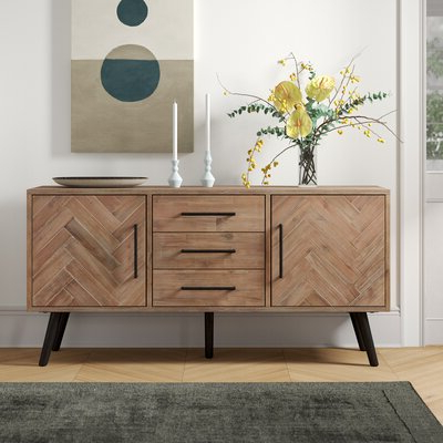 """Featured Photo of Fritch 58"""" Wide Sideboards"""