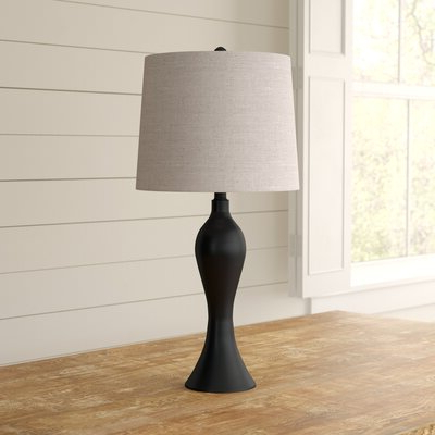 Farmhouse & Rustic Bronze Table Lamps (View 22 of 25)