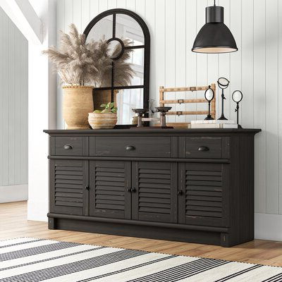 Farmhouse & Rustic Sideboards & Buffets (View 2 of 30)