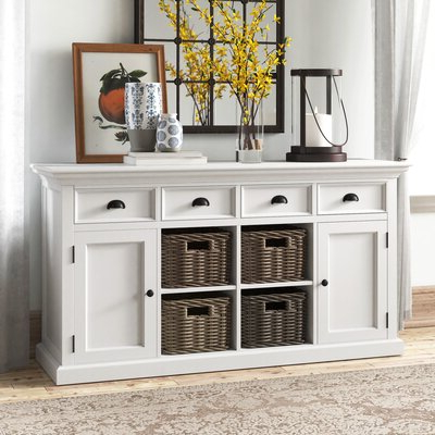 Farmhouse & Rustic Sideboards & Buffets (View 15 of 30)