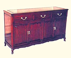 """Fashionable Amazon – 60"""" Wide Picturesque Solid Rosewood Asian With Regard To Myndi 60"""" Wide Sideboards (View 11 of 30)"""
