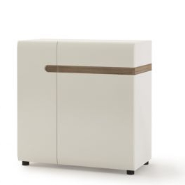 """Fashionable Chelsea Living 1 Drawer 2 Door Sideboard 85cm Wide – White In Palisade 68"""" Wide Sideboards (View 22 of 30)"""