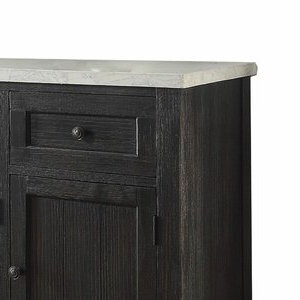 """Fashionable Fritch 58"""" Wide Sideboards In Greyleigh™ Sherborn 58"""" Wide 3 Drawer Sideboard & Reviews (View 14 of 30)"""