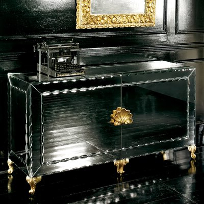 """Fashionable Pardeesville 55"""" Wide Buffet Tables Intended For Luxury Mirrored Sideboards & Buffets (View 24 of 30)"""