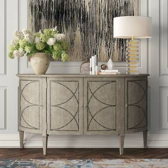 """Fashionable Ronce 48"""" Wide Sideboards Intended For Briallen 48"""" Wide Server In  (View 4 of 30)"""