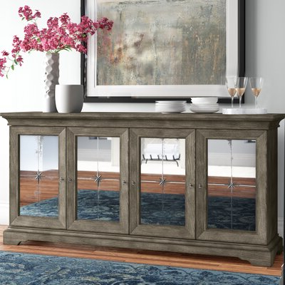 Fashionable Sideboards & Buffet Tables (View 27 of 30)