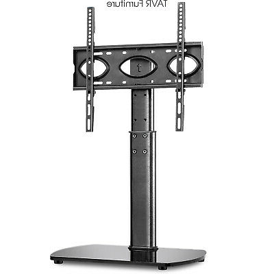"""Fashionable Swivel Tabletop Tv Stand Tv Base Mount For 32 65 Inch Flat In Binegar Tv Stands For Tvs Up To 65"""" (View 18 of 30)"""