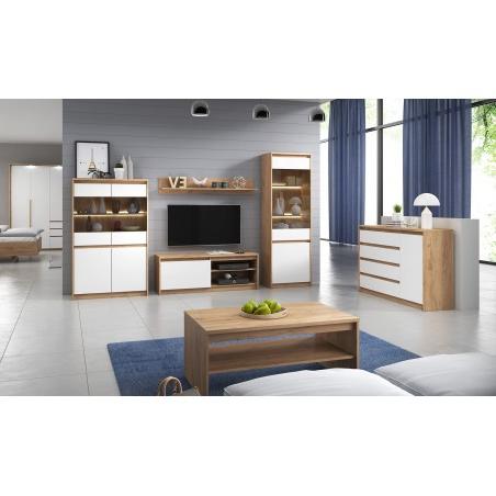 Favorite Chouchanik 46 Wide 4 Drawer Sideboards Within Bmf Xelo 10 Sideboard 136cm Wide 4drawers Living Room Modern (View 30 of 30)