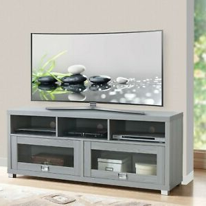 """Favorite Greggs Tv Stands For Tvs Up To 58"""" Within 58"""" Tv Stand For Tvs Up To 75in Wood Entertainment Media (View 2 of 30)"""