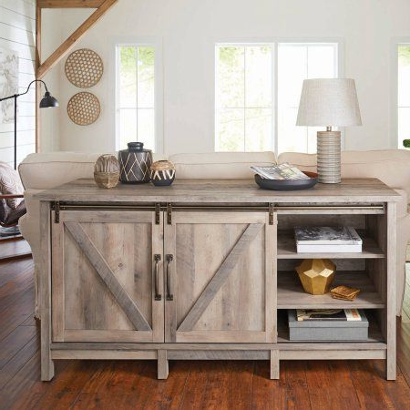 """Favorite Lorraine Tv Stands For Tvs Up To 70"""" With Better Homes & Gardens Modern Farmhouse Tv Stand For Tvs (View 25 of 30)"""
