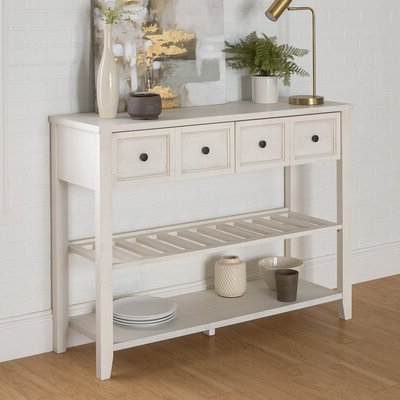 Favorite White Credenzas & Sideboards You'll Love In  (View 11 of 30)