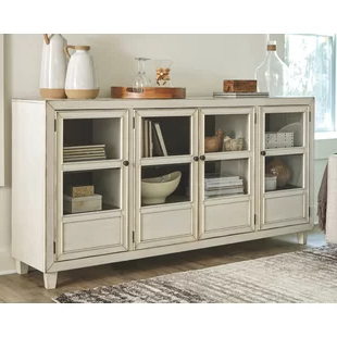 """Feminine French Country Eau Claire 70"""" Wide Acacia Wood Inside Widely Used Coles 72 Wide Sideboards (View 27 of 30)"""