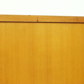 "Francisca 40"" Wide Maple Wood Sideboards Regarding 2019 Cherry Wood Cupboard (View 14 of 30)"