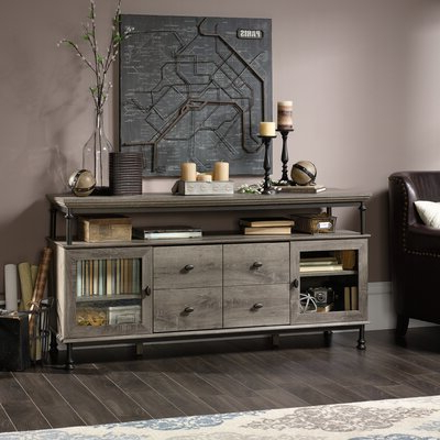 """Fritch 58"""" Wide Sideboards For Most Recently Released Grey Sideboards & Buffets You'll Love In  (View 19 of 30)"""