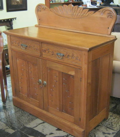 """Funk & Gruven A Z: Eastlake Sideboard, Circa 1890 1900 In Most Up To Date Benghauser 63"""" Wide Sideboards (View 22 of 30)"""