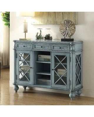 Furniture, Blue Sideboards (View 4 of 30)
