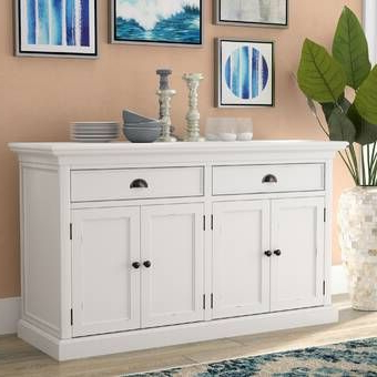 """Furniture, Dining With Regard To Trendy Caila 60"""" Wide 3 Drawer Sideboards (View 15 of 30)"""