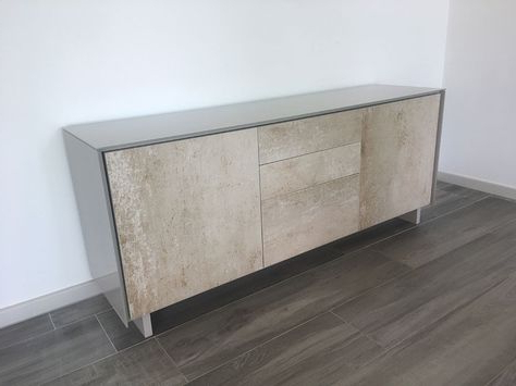 """Furniture, Living Furniture, Set Of Throughout Most Recent Nahant 36"""" Wide 4 Drawer Sideboards (View 22 of 30)"""