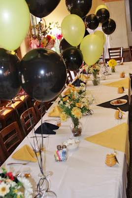 He{art}: Ladies Banquet: Sweeter Than Honey With Favorite Callender Buffet Tables (View 10 of 30)