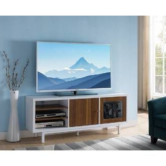 """Herington Tv Stands For Tvs Up To 60"""" Intended For Fashionable Julius Floating Entertainment Center For Tvs Up To (View 24 of 30)"""