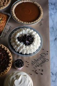 Holiday Pie Bar – Tips And Tricks For A Beautiful Holiday Inside Most Up To Date Callender Buffet Tables (View 5 of 30)
