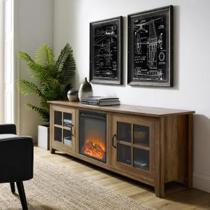 """Huntington Tv Stands For Tvs Up To 70"""" Intended For Famous Walker Edison Furniture Company 70 In (View 7 of 30)"""