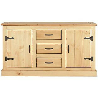 In With Regard To Best And Newest 3 Drawer Sideboards (View 10 of 30)