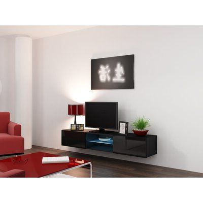 """Ira Tv Stands For Tvs Up To 78"""" Within Most Popular Orren Ellis Quandt Tv Stand For Tvs Up To 78 In (View 30 of 30)"""