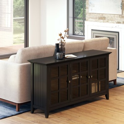 """Islesboro 58"""" Wide Sideboards For Popular Sideboards & Buffet Tables (View 5 of 30)"""
