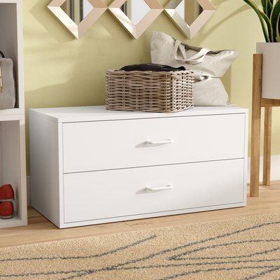 """Isra 56"""" Wide 3 Drawer Sideboards With Regard To Preferred Vidaxl Sideboard With 4 Drawers 60x (View 22 of 30)"""