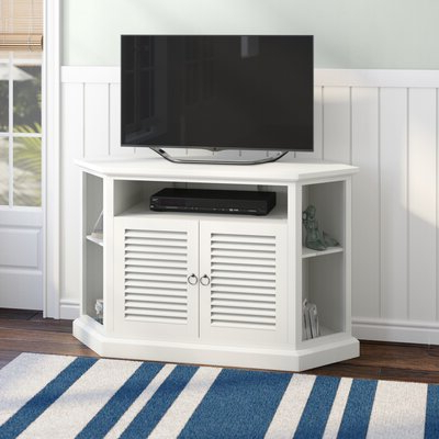 """Josie Tv Stands For Tvs Up To 58"""" With Current Coastal Tv Stands You'll Love In  (View 18 of 30)"""