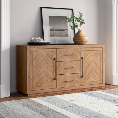 """Joss & Main For Favorite Desirae 48"""" Wide 2 Drawer Sideboards (View 3 of 30)"""
