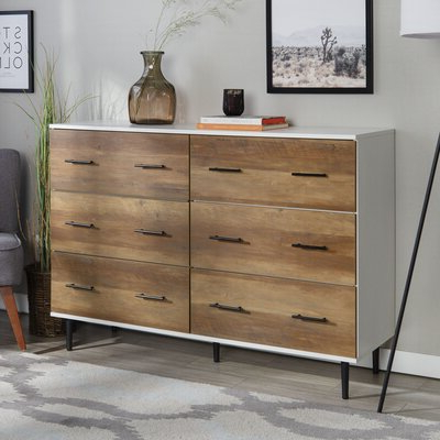 """Joss & Main For Latest Albright 58"""" Wide 3 Drawer Sideboards (View 12 of 30)"""