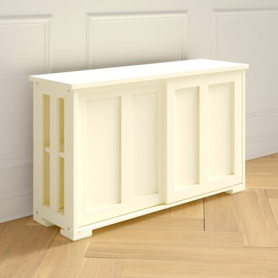 """Joss & Main In 2019 Barkell 42"""" Wide 2 Drawer Acacia Wood Drawer Servers (View 15 of 30)"""