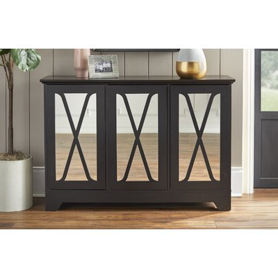 """Joss & Main Intended For Barkell 42"""" Wide 2 Drawer Acacia Wood Drawer Servers (View 3 of 30)"""