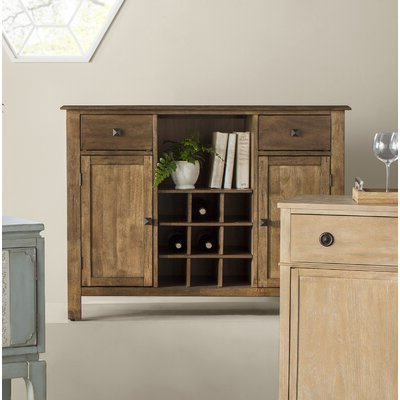 """Joss & Main Intended For Bruin 56"""" Wide 2 Drawer Sideboards (View 14 of 30)"""