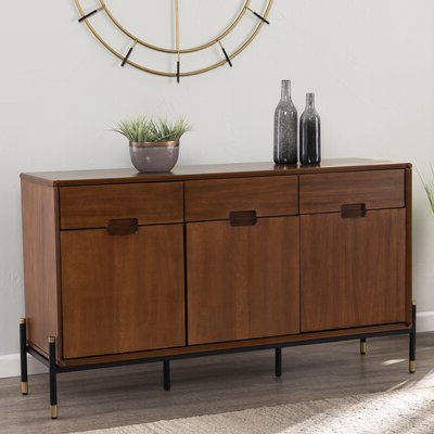 """Joss & Main With Well Known Miruna 63"""" Wide Wood Sideboards (View 5 of 30)"""