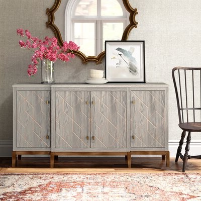 """Joss & Main Within Fritch 58"""" Wide Sideboards (View 6 of 30)"""