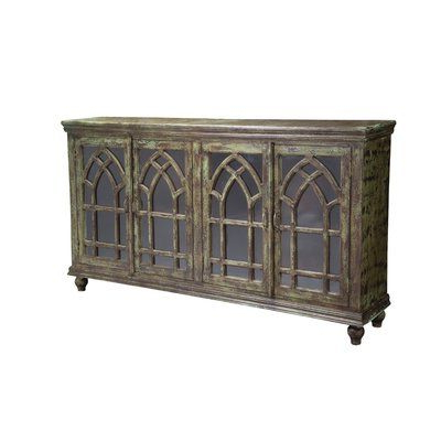 """Kidham 68"""" Wide Sideboards Within Favorite Stein World 82"""" Wide Sideboard (View 12 of 30)"""