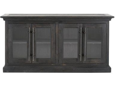 """Kinston 74"""" Wide 4 Drawer Pine Wood Sideboards Throughout Favorite Reclaimed Materials With An Ancient Past Combined With (View 15 of 30)"""