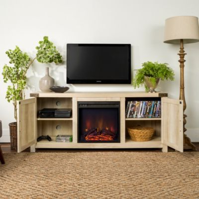 """Labarbera Tv Stands For Tvs Up To 58"""" Regarding Latest Walker Edison (View 28 of 30)"""