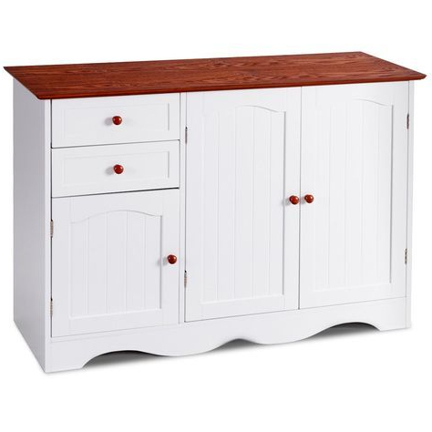 """Large Kitchen Drawer Organization Cabinet Storage 59 Ideas For Most Up To Date Heurich 59"""" Wide Buffet Tables (View 17 of 30)"""