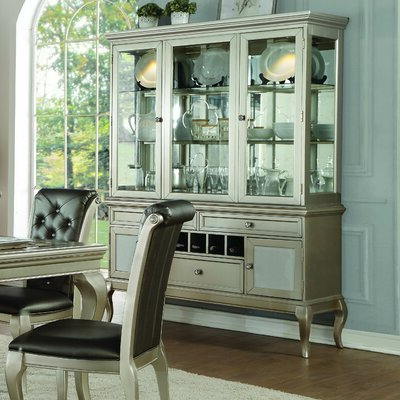 Latest Chrome & Silver Sideboards & Buffets You'll Love In 2020 Regarding Rayden Sideboards (View 16 of 30)